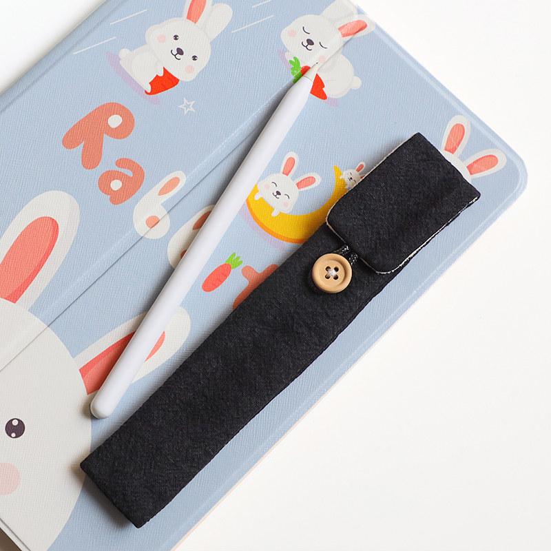 แอปเปิลapple pencilเคสipadป้องกันการสูญหายHuaweiM-pencil liteกล่องดินสอ2S1รุ่นปากกาปากกาดินสอลื่นเยื่อหุ้มเปลือกสติกเกอร