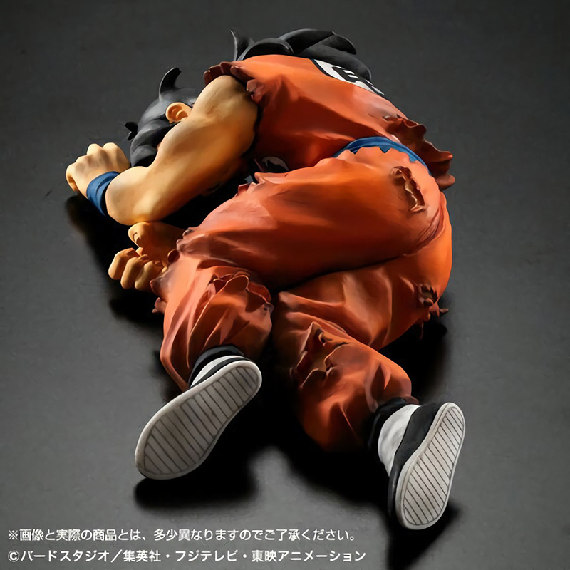 Dragon Ball Death Monkey King Super Warrior Awakening Amcha Tea Death HG Gacha Figure