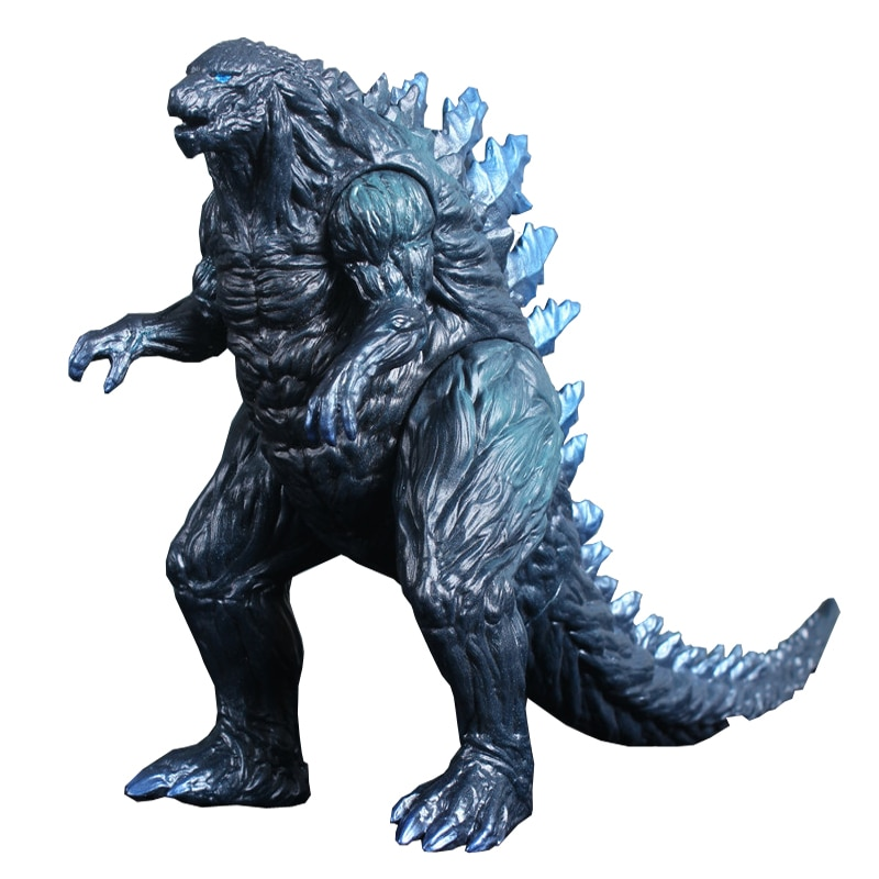 16cm Godzilla BANDAI 2020 Movie Version Garage Kit Large  Dinosaur Monster Movable  PVC Action Figure Collectible Model