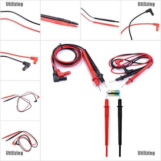 Test Leads Multimeter Ohm Voltmeter 20A VICTOR Probes electronic good new