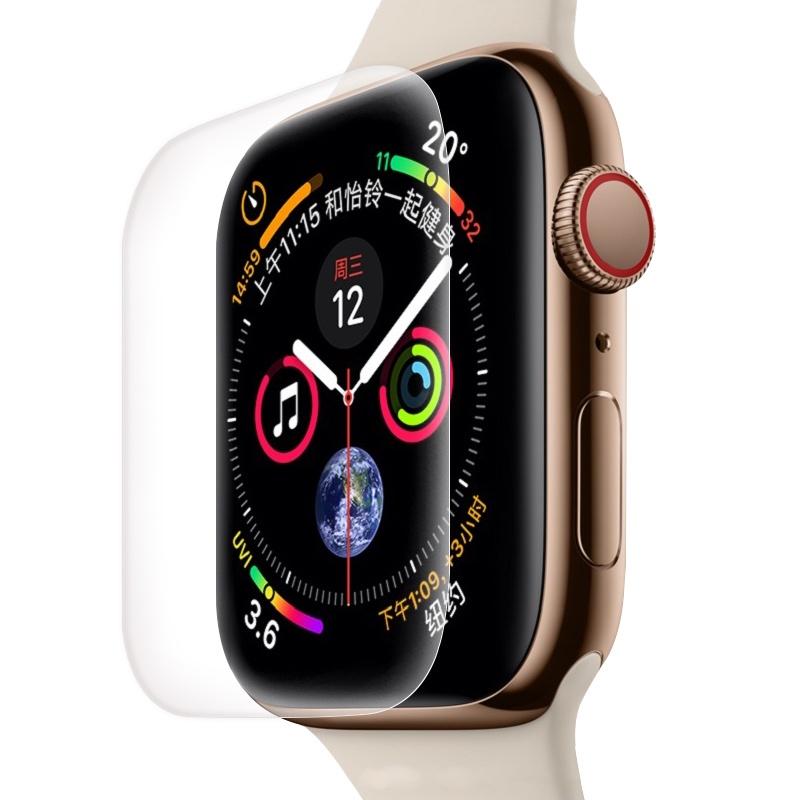 กระจกนิรภัยกันรอยหน้าจอสําหรับ Applewatch 6 สําหรับ Apple Watch Series 4