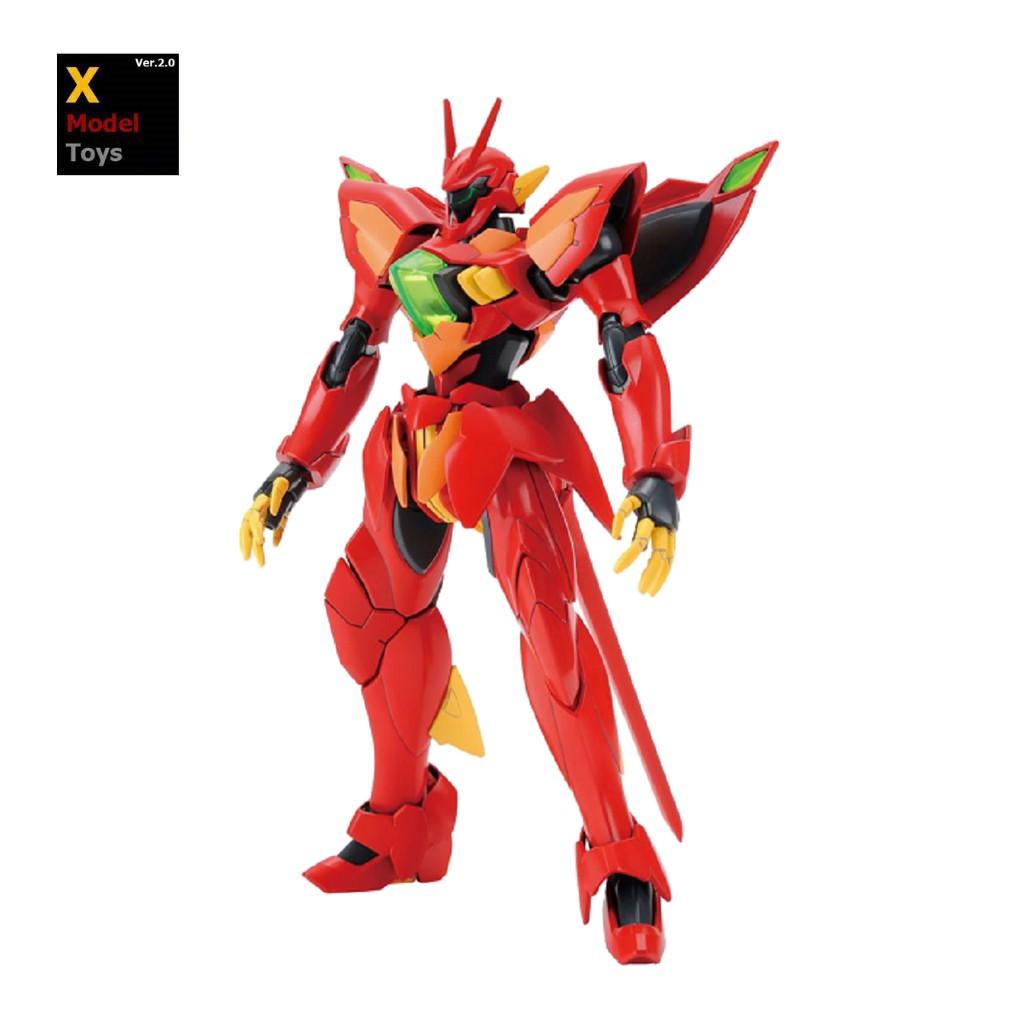 537 Xmodeltoys 0 Gundam Bandai HG AGE ZEYDRA