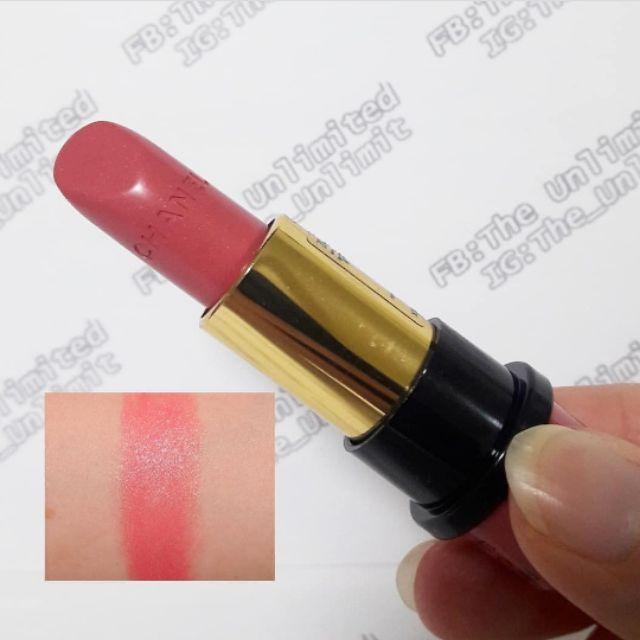 ไซส์ปกติ Chanel No Coco 49 แท่งเทสเตอร์จ้า liaison Lipstick Rouge