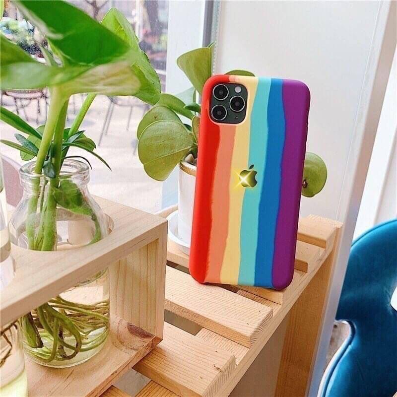 ✙☞งานแท้ 100 % [ส่งจากไทย เร็ว1-2วัน] Case เคสโทรศัพท์ iPhone11 11 Pro i Max ix XR XS iPhone SE 2020 7 Plus 8 i6 6s 6 ไ