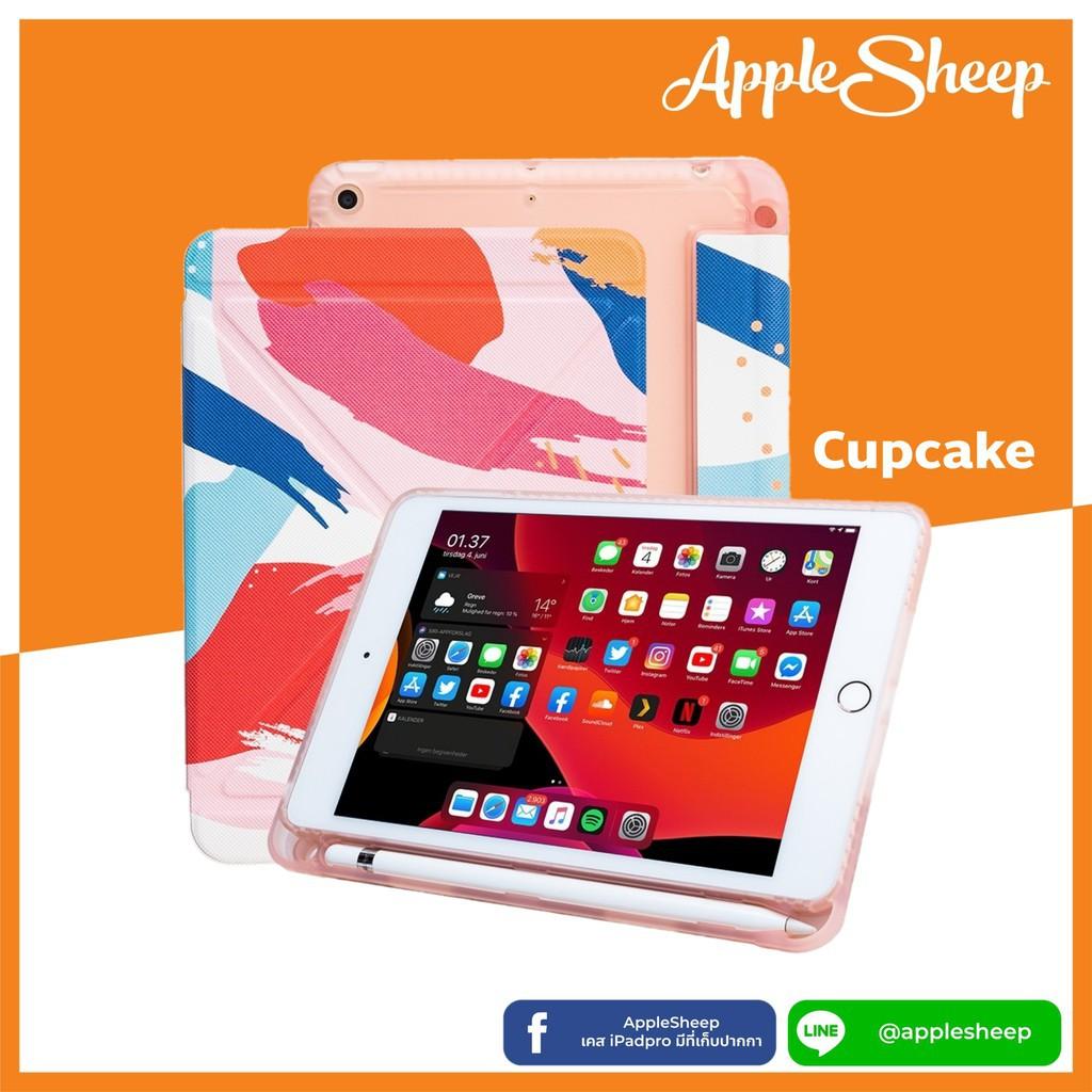 AppleSheep Origami For  iPad Mini5 มีที่เก็บ Apple Pencil เคสไอแพดคุณภาพดีที่สุดจาก Case