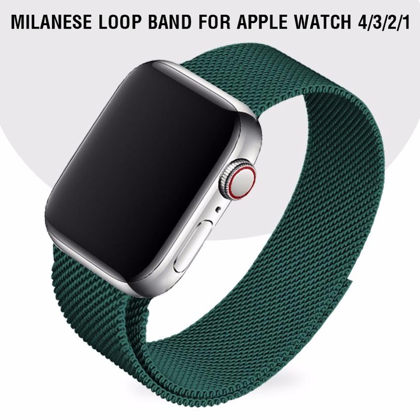 สายนาฬิกาข้อมือโลหะสําหรับ Apple Watch 38 มม . 42 มม . 40 มม . 44 มม . Apple Watch Series 6 Se 5 4 3 2 1