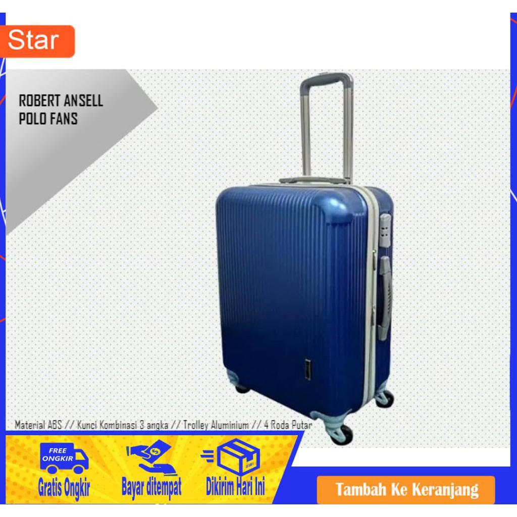 ล้อกระเป๋าเดินทาง 4 ขนาด 24 นิ้ว Abs Xk 4136