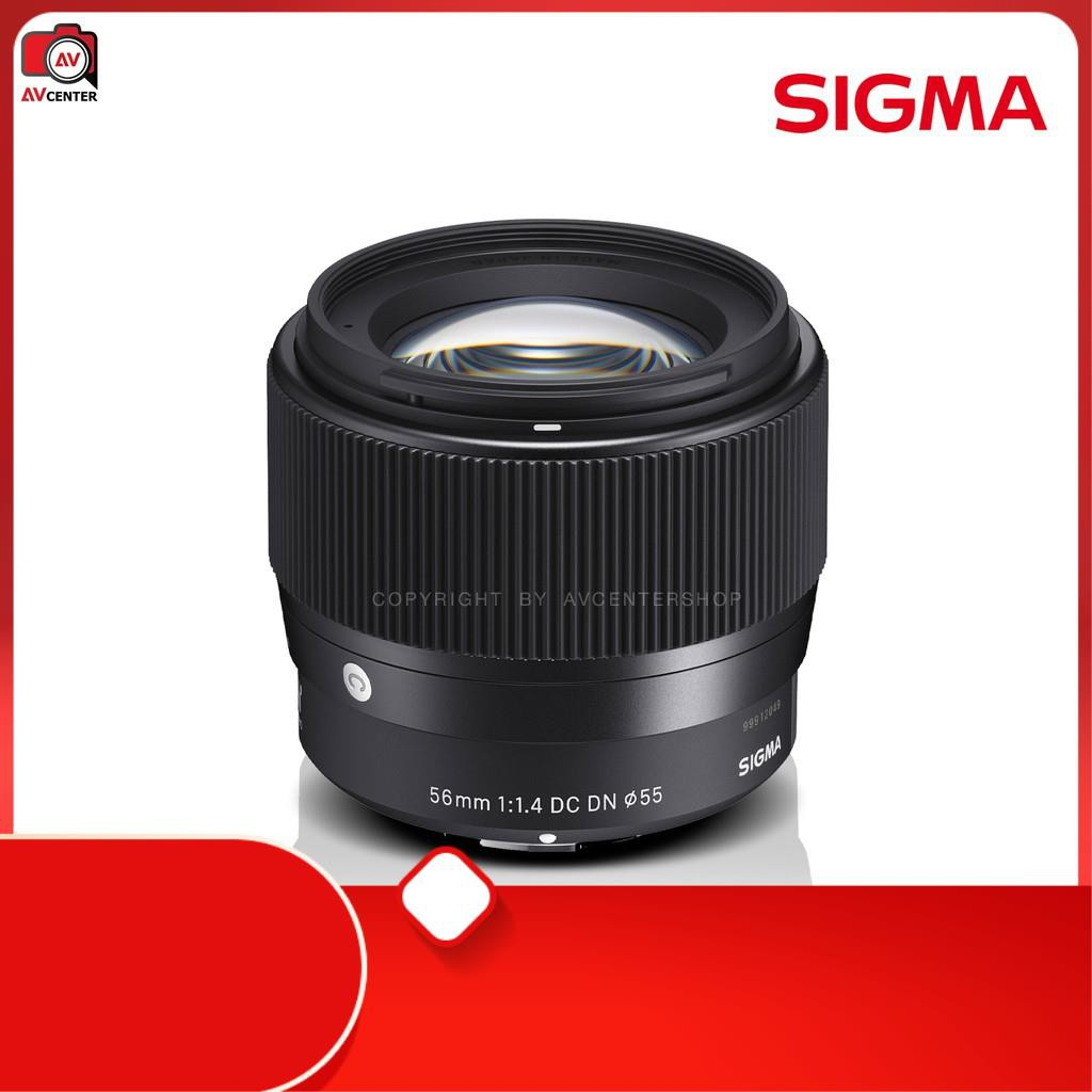 ♥♥♥ Sigma Lens 56 mm. F1.4 DC DN [รับประกัน 1 ปี By AVcentershop]