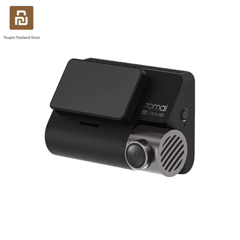 [2711บ.โค้ด SHPMALL4U] 70mai A800 Dual-Vision 4K Dash Cam กล้องติดรถยนต์ความละเอียด 4K