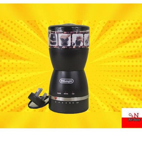 CFA เครื่องบดกาแฟ   delonghi    ไฟฟ้า เครื่องทำกาแฟสด เปิดร้านกาแฟ    มีประกั เครื่องบดเมล็ดกาแฟ