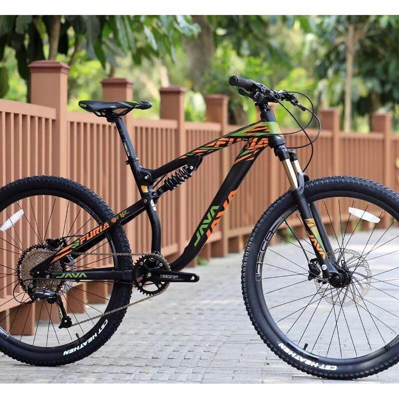 จักรยานเสือภูเขา java furia
