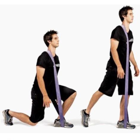 ยางยืดออกกำลังกาย ยางยืดวงแหวน สีพาสเทล ผ้ายืดออกกำลังกาย ยางยืดแรงต้าน  ยางยืดออกกำลังกายแรงต้านสูง