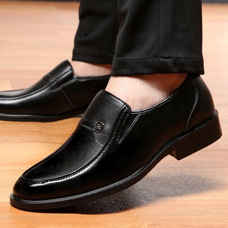 รองเท้าผู้ชาย,รองเท้าหนังผู้ชาย,รองเท้าโลฟเฟอร์,/รองเท้าหนัง、รองเท้าผ้าใบแฟชั่นผู้ชาย,รองเท้าคัชชูสีดำ, size38-44