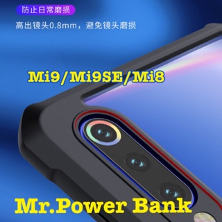 Review Xundd case Xioami Mi9/Mi9SE/Mi8