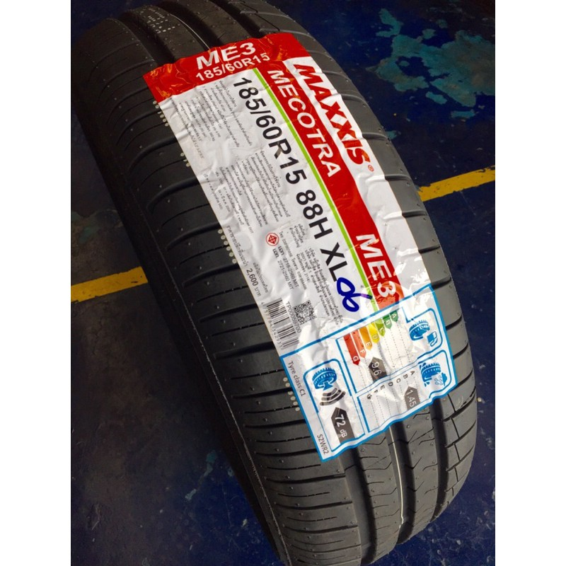 Maxxis ME3 185/60R15 88H ผลิตปี21
