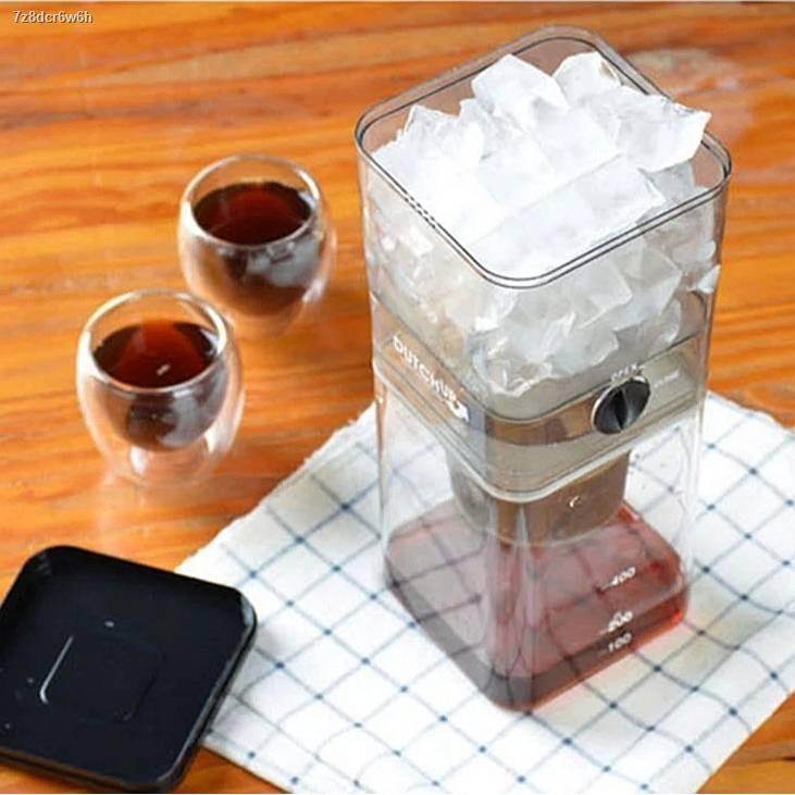 ♧◇มาแรง!!! ขายดีCold Coffee Brewer เครื่องทำกาแฟสกัดเย็น แบบแก้ว 500 มล.เครื่องชงกาแฟของคนรักกาแฟ