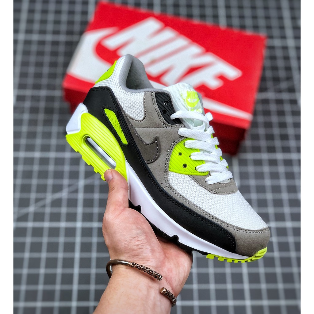 Original AIR MAX 90 FIYKNIT Shoes  Sneakers Shoes Running Shoes For Men And Women