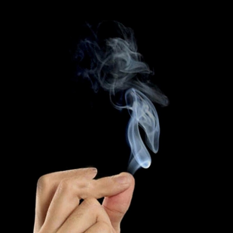 1 Sheets Magic Close-Up Change Gimmick Finger/'s Smoke Fantasy Magician Trick