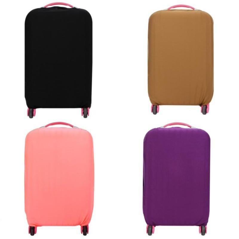 ผ้าคลุมกระเป๋าเดินทาง กระเป๋าสัมภาระ แบบกันน้ำ ขนาด 20/24/28 นิ้ว
