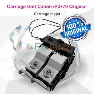 Carriage Unit Home Printer Cartridge Canon IP2770 mp258 mp287 mp237 MP276 2770258237287 ใหม่
