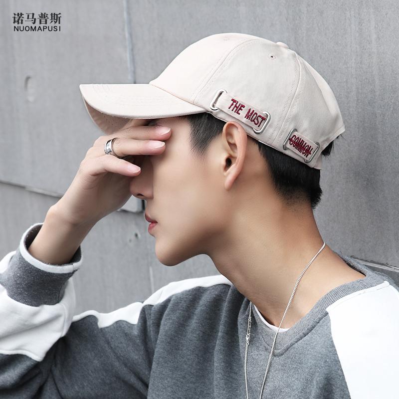 49ca40e2b36fe ▫∈๑Hat Men Korean edition hundred Tide brand Cap spring summer shade Casual  fashion street personality baseball