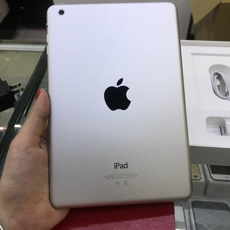 apple  ไอแพด2 ipad2 iPad3 iPad4 ไอแพดมินิ1 mini1/2/3 มือ2อุปกรณ์ครบชุดและมีกล่องให้ด้วย ไอมือสอง แท้100% 16G