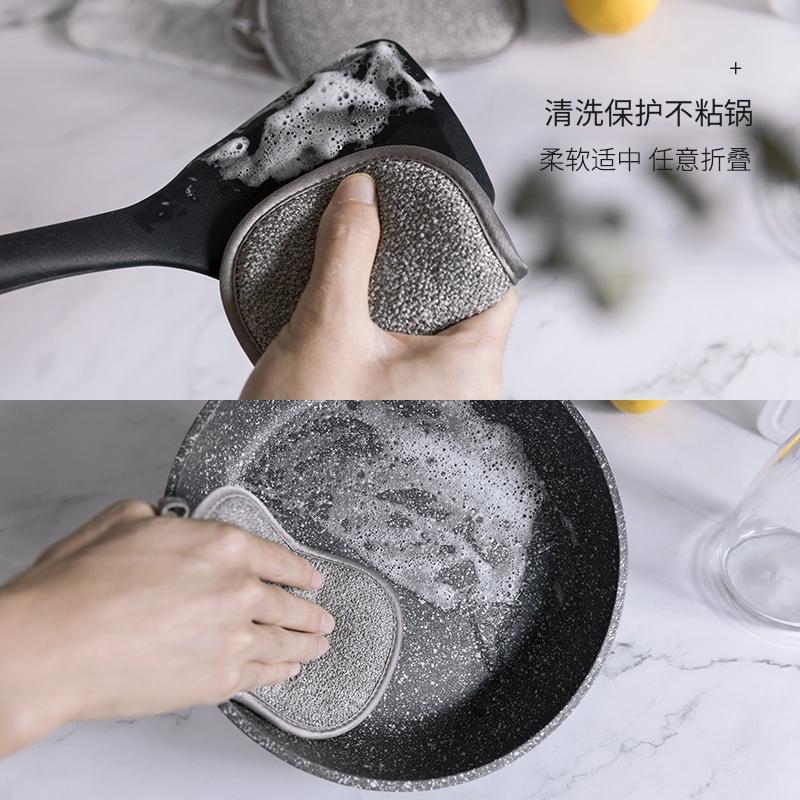 แปรงล้างจานจาน