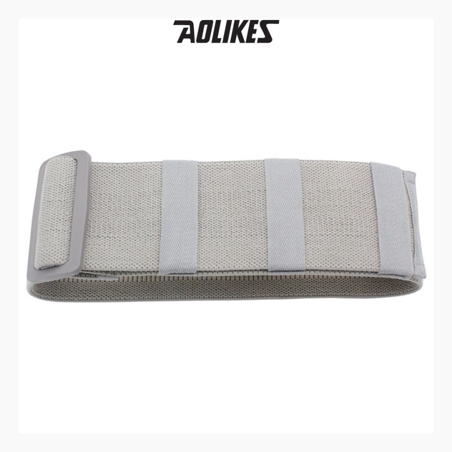 Aolikes 3606 ยางยืดออกกําลังกาย - สีเทา