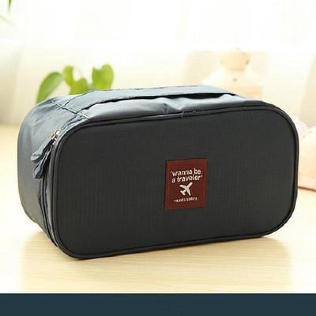 กระเป๋าชุดชั้นใน Travel กระเป๋าจัดระเบียบ กระเป๋าเดินทาง กระเป๋าหิ้วใบเล็ก กระเป๋า กางเกงใน เสื้อใน บิกีนี่ระเป๋าชุดชั้น