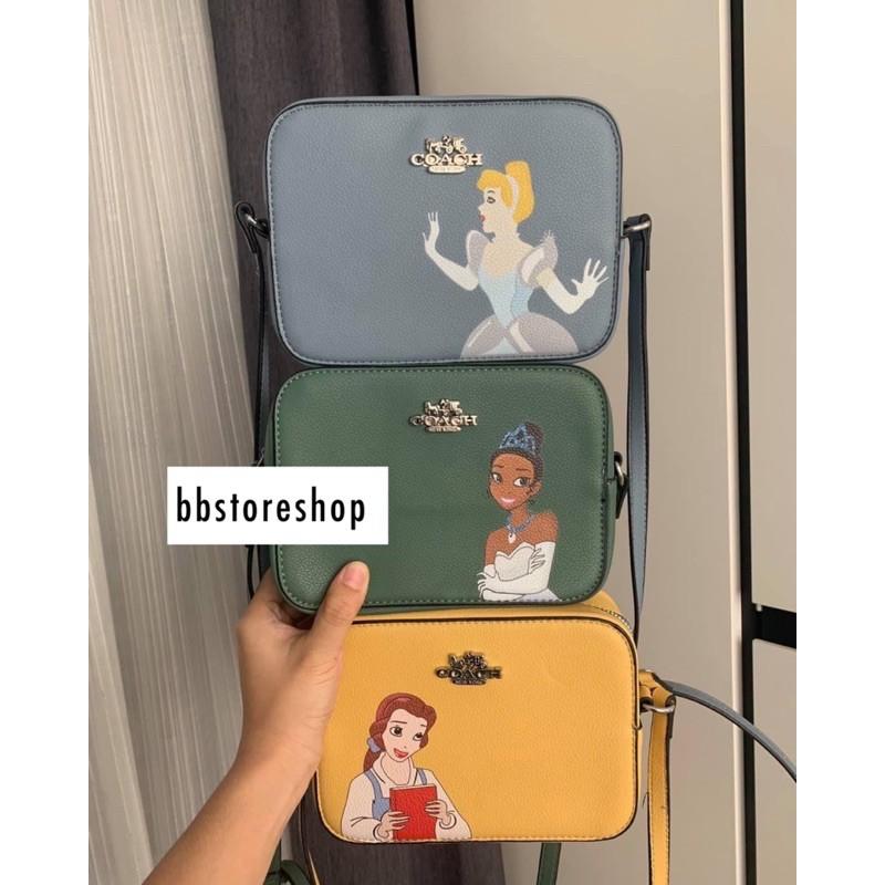กระเป๋าสะพายข้าง Coach bag princess 👑