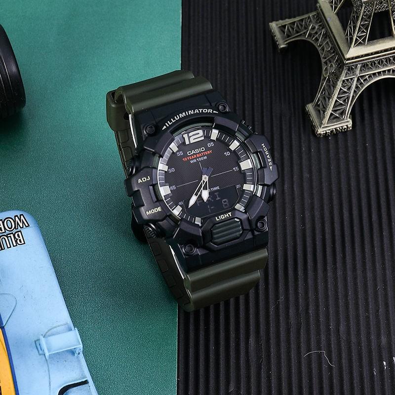 Casio นาฬิกาข้อมืออิเล็กทรอนิกส์ Hdc-700-1a/3a2/3a3