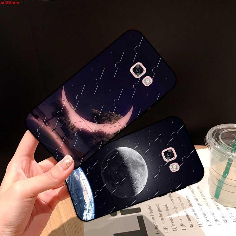 Samsung A3 A5 A6 A7 A8 A9 Pro Star Plus 2015 2016 2017 2018 HXKYJ Pattern-1 Silicon Case Cover