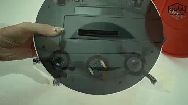 [ส่งฟรี] ABBY หุ่นยนต์ดูดฝุ่น รุ่น P