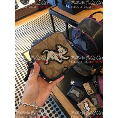 ❤スกระเป๋าสตางค์🔥⭐🔥Mumu อเมริกาเหนือ Coach Coach Classic Ole Disney Limited Edition Men's SLG กระเป๋าสตางค์ใบสั้นกระเป๋