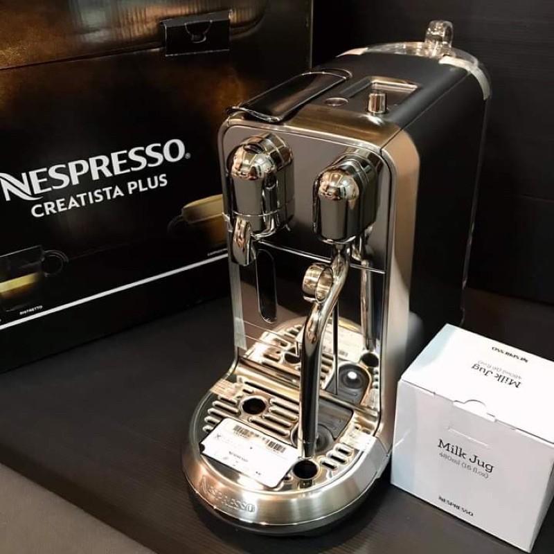 Creatista Plus เครื่องทำกาแฟ Nespresso พร้อมแถมฟรี กาแฟ 14 แคปซูล