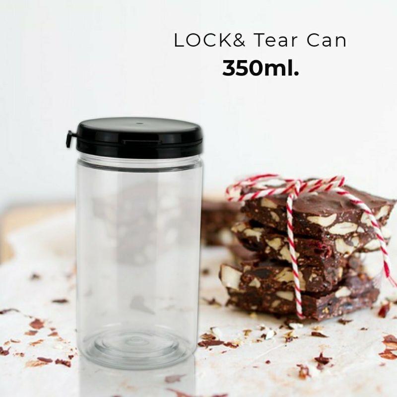 [ลดกระหน่ำนาทีทอง!!! ราคาส่งตั้งแต่กระปุกแรก] กระปุกพลาสติก บรรจุอาหาร คุณภาพดี สามารถใช้มือกดปิด โดยไม่ต้องใช้เครื่อง