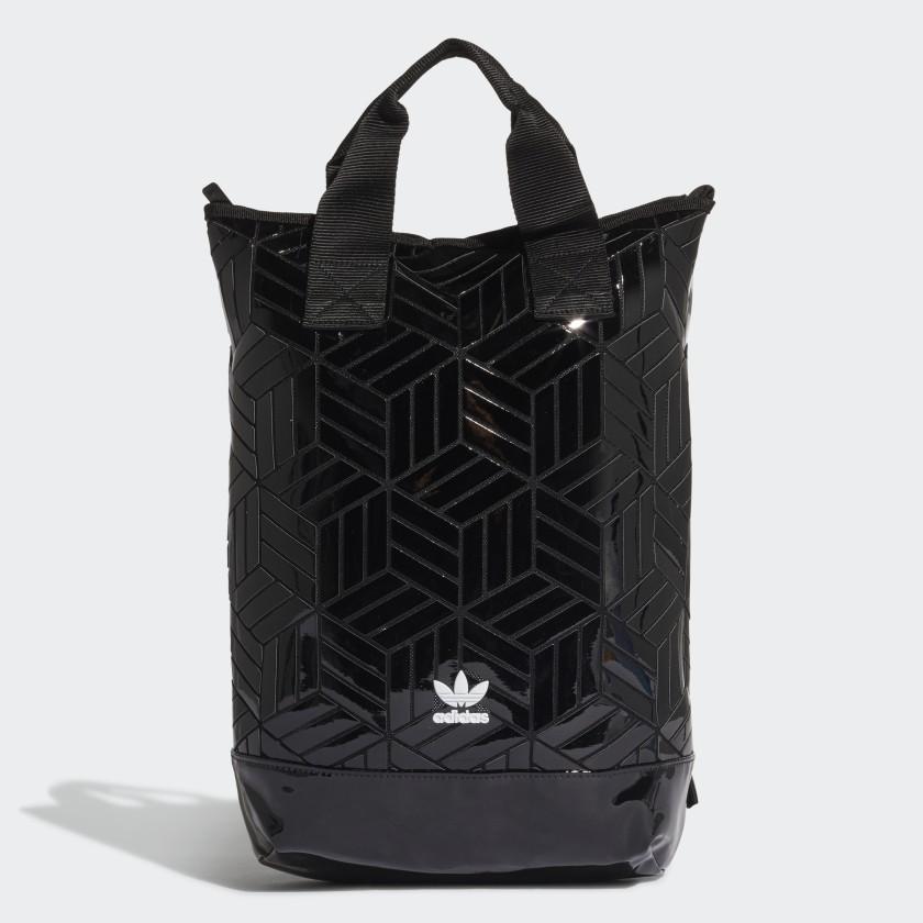 กระเป๋า Adidas Backpack Roll Top 3D [รหัส FL9675][ลิขสิทธ์แท้ Adidas Thailand]