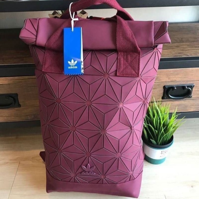 Adidas 3D Roll Top Backpack 💢Outletแท้💯