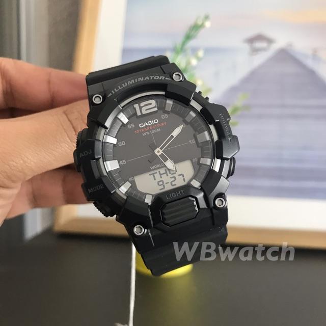 นาฬิกา Casio รุ่น HDC-700-1 ของแท้ รับประกัน 1 ปี WBwatch