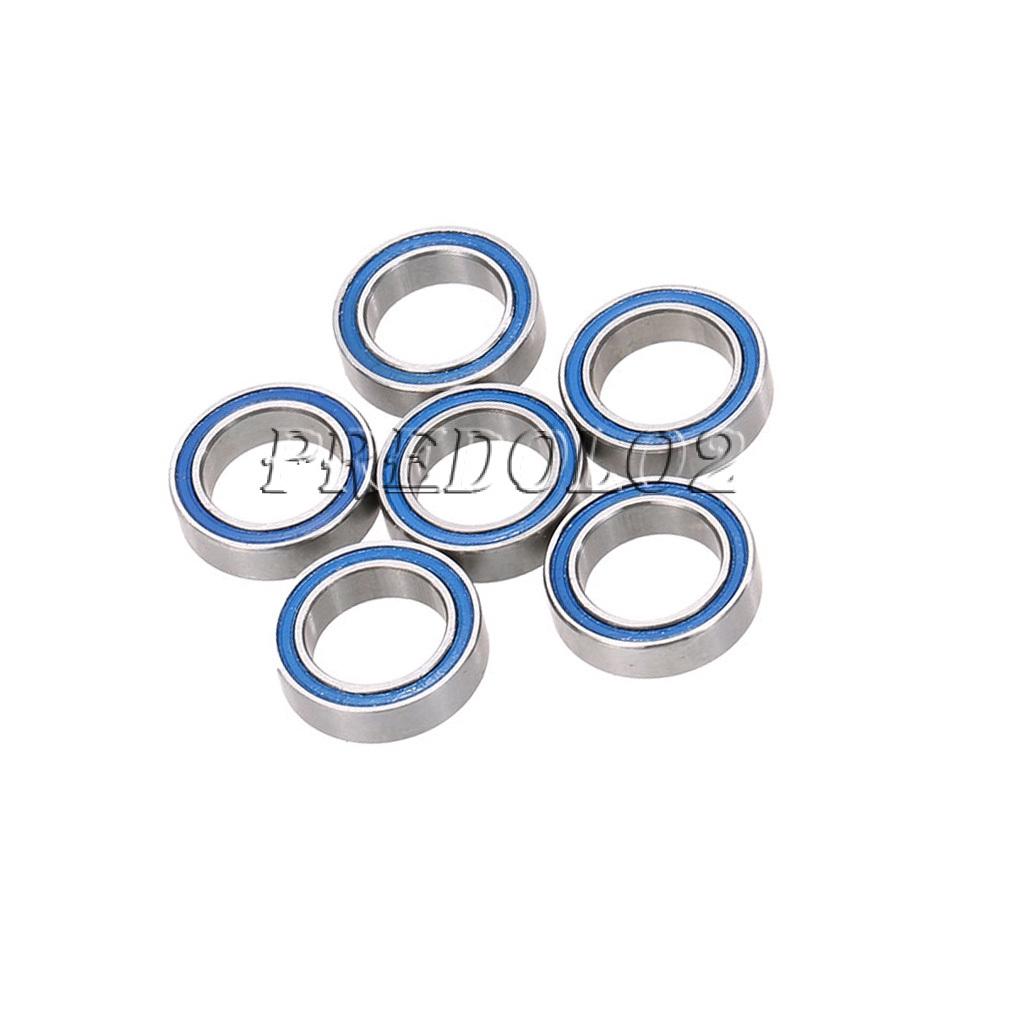 6pcs AXA1230 10x15x4mm Ball Bearings for 1//10 AXIAL SCX10 RC Car Tru Parts
