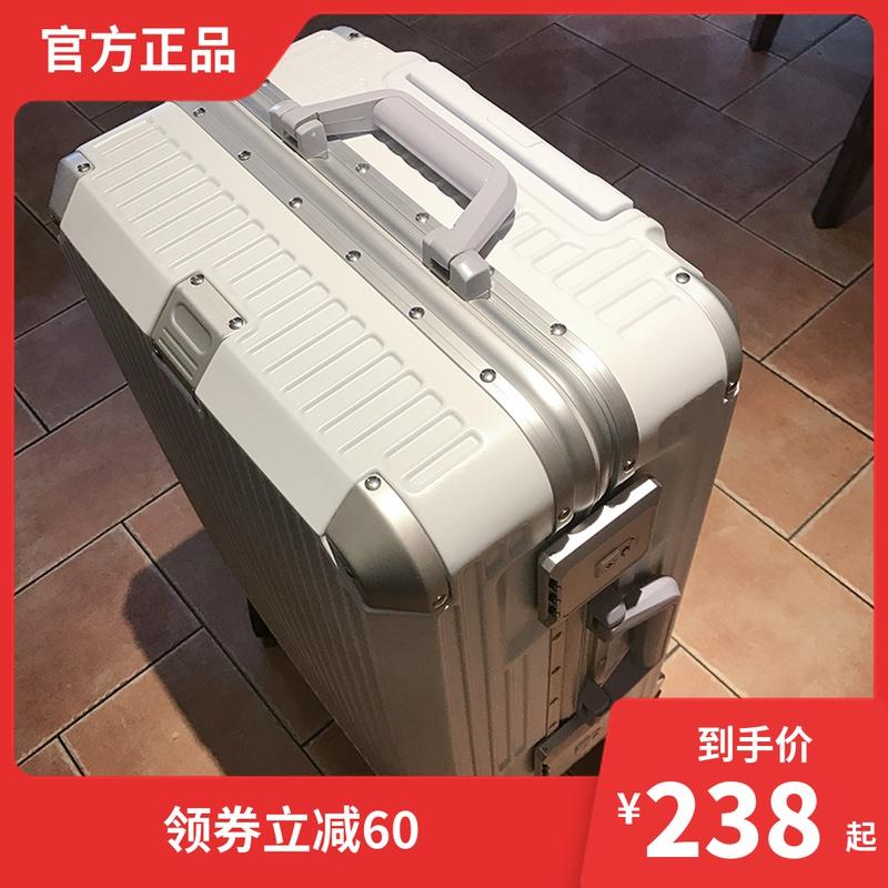 กระเป๋าเดินทางกระเป๋าเดินทางผู้หญิงใบเล็ก20-นิ้วinsสุทธิกระเป๋าหนังสีแดงกระเป๋าลากชาย24กล่องเดินทาง28Lockbox ล้อสากลcod