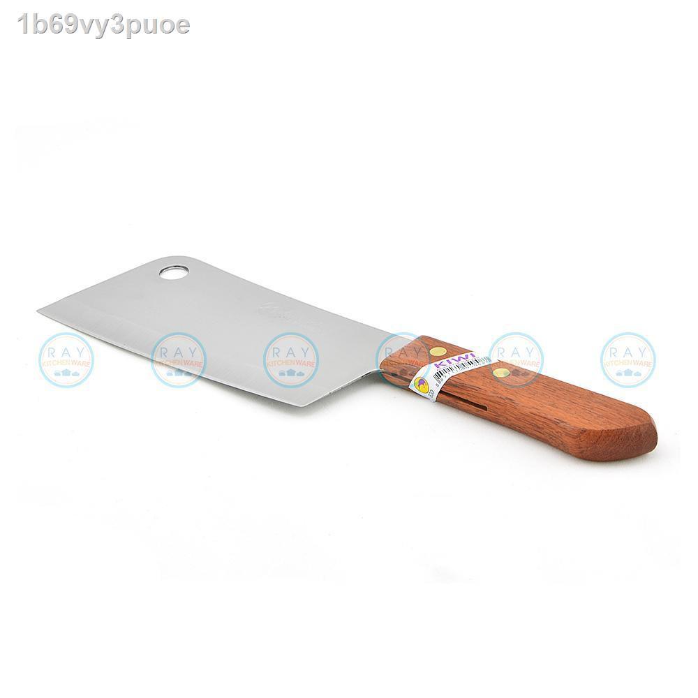 🔥【เฟอร์นิเจอร์】🔥﹊☜กีวีมีดสอนสอนไม้ 6 นิ้วตราจระเข้มีดกจระเข้ 830 มีดอีเป็ดมีดปังตอ