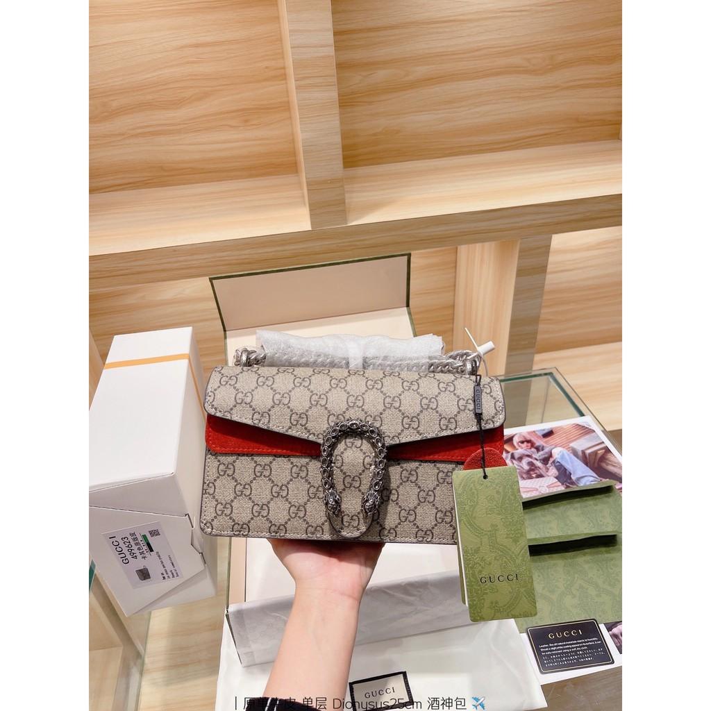ระยะเวลาจำกัดOriginal Gucci Dionysus Chain Bag Shoulder Bags For Women Bags