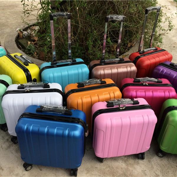 ♀กระเป๋าใส่รถเข็นการ์ตูนมินิไซส์เล็ก 14 นิ้วกระเป๋าเดินทางใบเล็กชายและหญิงขนาด 16 นิ้วกระเป๋าเดินทางสำหรับเด็กเวอร์ชั่