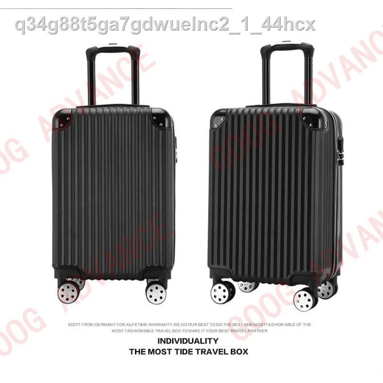 [มีสินค้า]▣กระเป๋าเดินทาง 20 นิ้วกระเป๋าเดินทางล้อลากกระเป๋าเดินทางล้อลาก 8 ล้อหมุนได้ 360 องศา