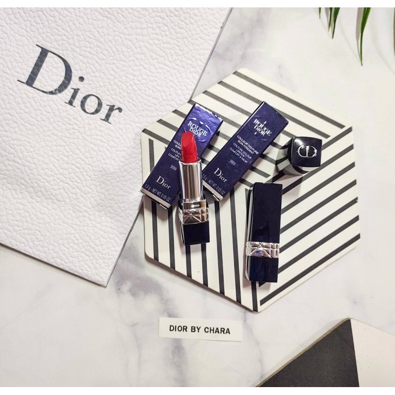 Dior Rouge Lipstick สี 999