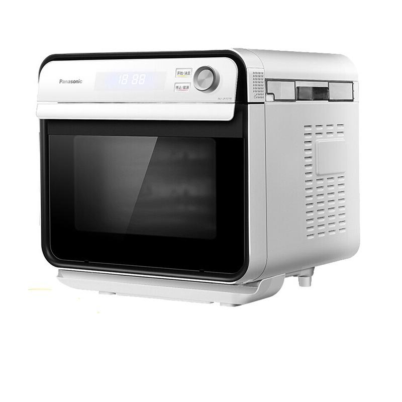 เตาอบไฟฟ้า Panasonic household steam oven 15L integrated air frying baking fermentation disinfection electric nu-ja101w