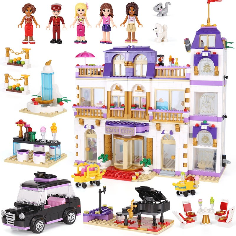 Aktivnost Sisar Operater Lego Grand Hotel Spotlightnow Net