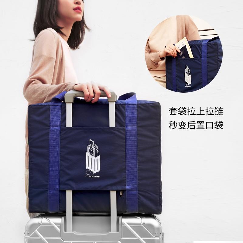 กระเป๋าเดินทางใบเล็ก 14 นิ้วกระเป๋าเดินทางใบเล็กมือสองกระเป๋าเดินทางใบเล็กน่ารัก♤✟❇กระเป๋าเดินทางพับได้ กระเป๋าเดินทางแบ