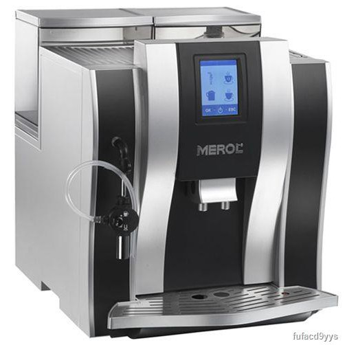 ▲สำหรับเครื่อง Meiyinong ของแท้ MEROL me-711 เครื่องชงกาแฟเอสเปรสโซในครัวเรือน Merol เครื่องทำฟองนมอัตโนมัติเชิงพาณิชย์